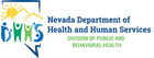 Nevada Department of Health and Human Services Division of Public and Behavioral Health logo